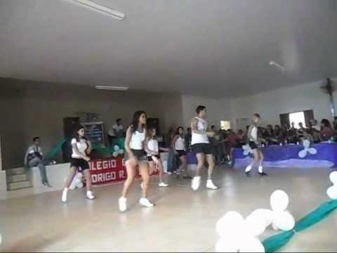 Abertura Concurso de dança 2011