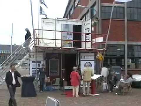 Minibios Toren in Den Helder 2008