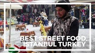 Video Best Street Food 2017 - Istanbul, Turkey MP3, 3GP, MP4, WEBM, AVI, FLV September 2018