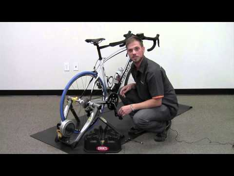 Indoor Cycling Trainer Video