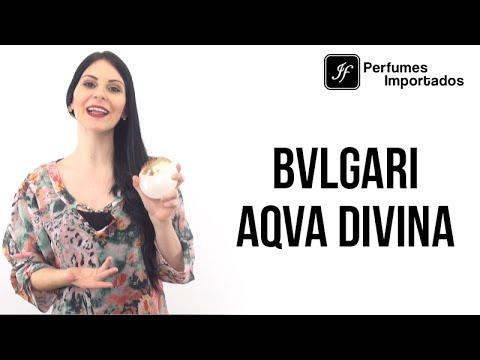Perfume Bvlgari Aqva Divina Feminino - Eau de Toilette