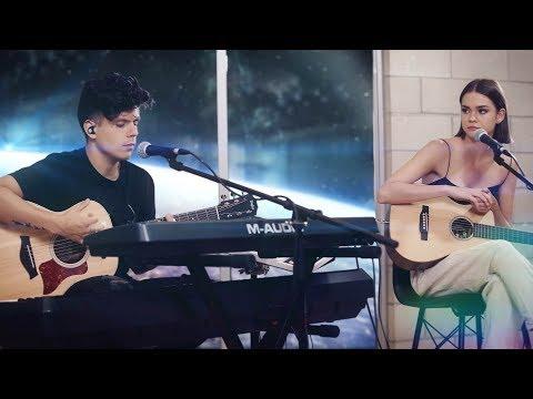 Rudy Mancuso & Maia Mitchell - Magic (Acoustic Version)