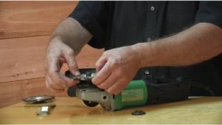 How to install and use the Lancelot wood cutter