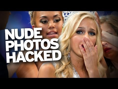 hacked - Miss Teen USA had her webcam hacked and was being extorted for her nude photos and sexy strip teases. Buy some awesomeness for yourself! http://www.forhumanp...