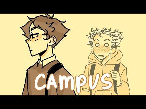 campus (a bokuaka animatic)