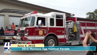 2016 Mentone Egg Festival Parade