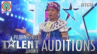 Video Pilipinas Got Talent 2018 Auditions: Makata - Poetry MP3, 3GP, MP4, WEBM, AVI, FLV Oktober 2018