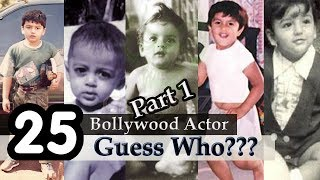 Video Bollywood Actor - Guess The Bollywood Actor | Guess Bollywood Actors From Their Childhood Pictures MP3, 3GP, MP4, WEBM, AVI, FLV Oktober 2018