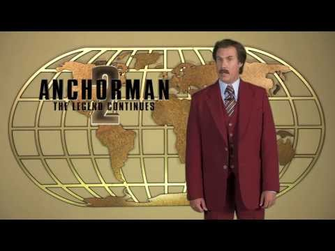 Ron Burgundy Just Sent AFL Fans A Very Special Grand Final Message