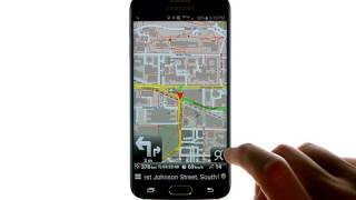MapFactor GPS Navigation Maps YouTube video