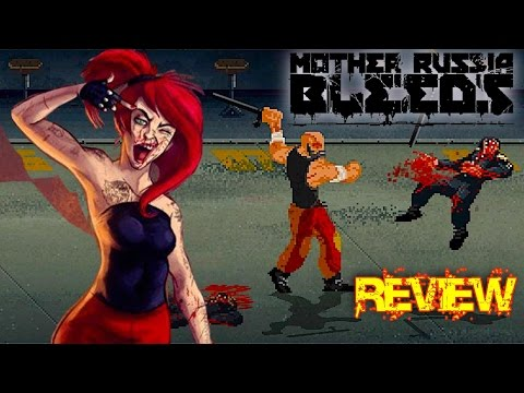 Mother Russia Bleeds - Ultra-Violent Beat 'em Up - Review