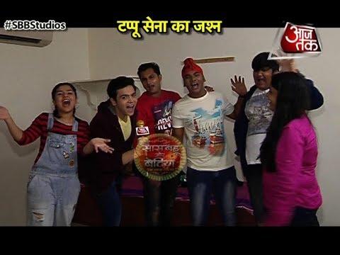 Team Taarak Mehta Ka Ooltah Chashmah's GRAND 10 YE