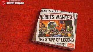 Nonton Heroes Wanted   Stuff Of Legend Expansion Review Film Subtitle Indonesia Streaming Movie Download