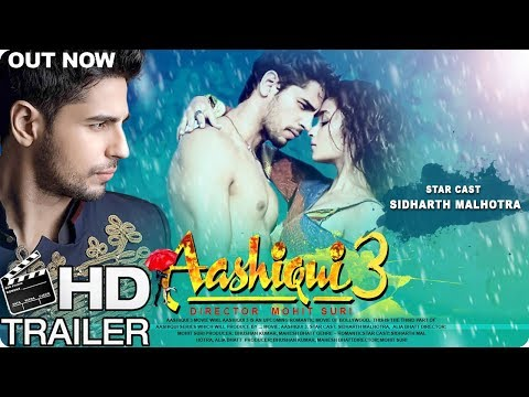 Aashiqui 3 Movie Official Trailer 2018 | Sidharth Malhotra | Alia Bhatt | Latest bollywood gossip