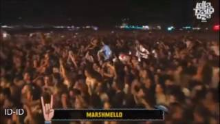 Download Lagu MARSHMELLO @ LOLLAPALOOZA ARGENTINA 2017 Drops Only Mp3