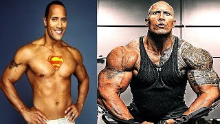 Video The Rock - Transformation From 1 To 45 Years Old MP3, 3GP, MP4, WEBM, AVI, FLV November 2018