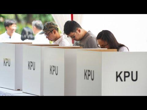Indonesien: Amtsinhaber Widodo führt laut Umfragen be ...