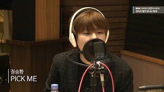 Download Lagu JUNGSEUNGHWAN - PICK ME (Ballad Ver.), 정승환 - 픽 미 [별이 빛나는 밤에] 20170406 Mp3