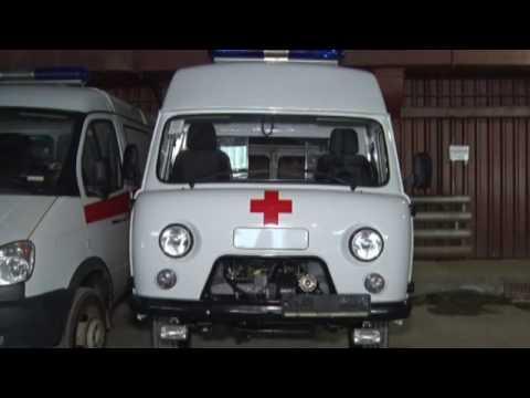 Новый автомобиль появился у Первоуральской скорой помощи онлайн видео
