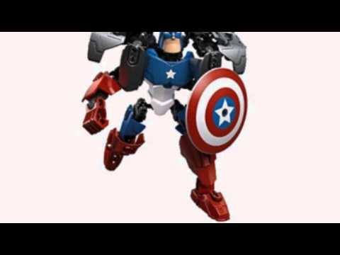 Video Super Heroes Captain America 4597 now online at YouTube