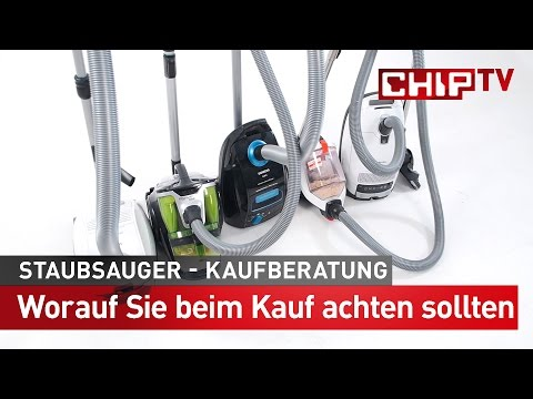 Staubsauger kaufen - Worauf achten? - deutsch   CHIP