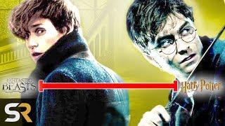 Video The Entire Harry Potter/Fantastic Beasts Timeline Explained MP3, 3GP, MP4, WEBM, AVI, FLV Desember 2018
