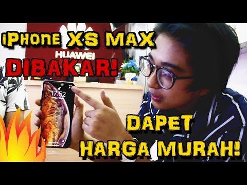 BELI XS MAX CASH !!! Rp. 2x.xxx.xxx MAU DIBAKAR !!!!