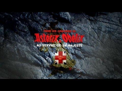« Astérix & Obélix au service de Sa Majesté » : le bonus