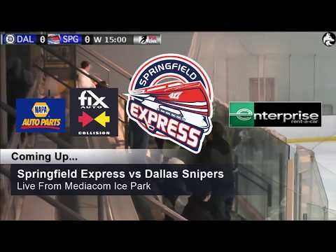 Springfield vs Dallas - Game #1