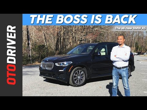BMW X5 2019 | First Drive | OtoDriver