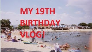 Bellmawr (NJ) United States  city photos : Bellmawr Lake, New Jersey / Birthday Vlog