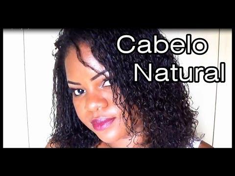 Meu Cabelo Natural ♡ (Sem Mega Hair)