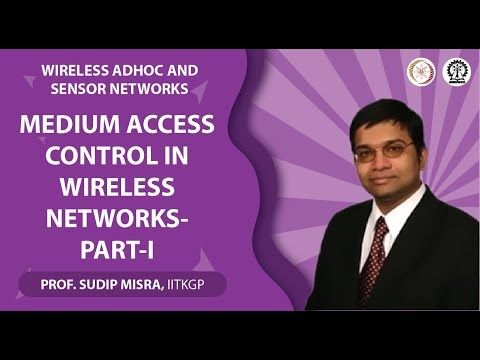 Medium Access Control in Wireless Networks- Part-I