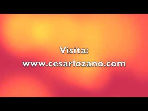 Dr.Cesar Lozano.TEMA Apegos con Tania Karam