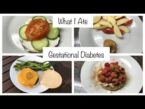 What I Ate | Gestational Diabetes | 30 Weeks Pregnant | Glucose Checks | Vegetarian