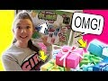 SECRET SHOPPING FOR MY 9 YEAR OLD SISTERS BIRTHDAY! + HAUL!!