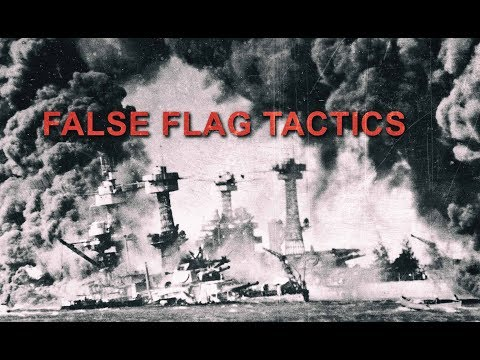 Pearl Harbor: FalseFlag Tactic Repeated With Open Borders