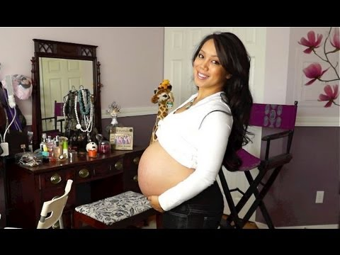 38/39 Weeks Pregnant + Belly Shot! – itsjudyslife