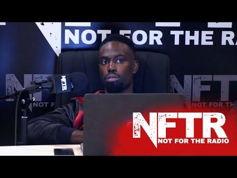 GHETTS | NFTR INTERVIEW | HISTORY, P MONEY CLASH, KANO, MOVEMENT AND MORE @NFTR @JCLARKE_GHETTS