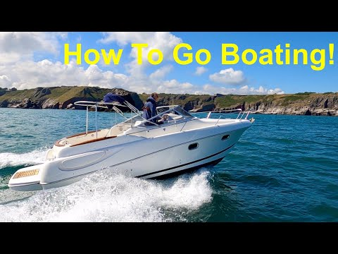 How To Go Boating!