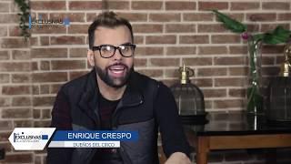 A Enrique Crespo le ofrecieron medio millón de pesos para que no hable de una presentadora