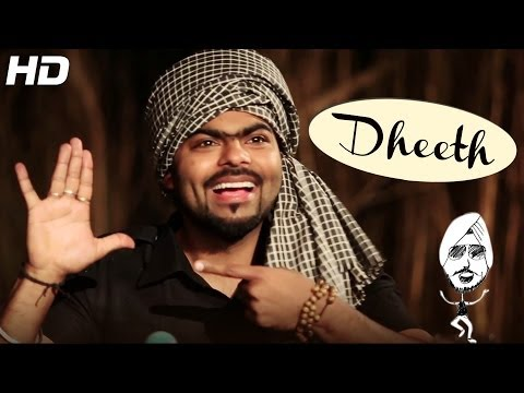 Dheeth – Sarthi k – Official Full Video | DJ Flow | Punjabi Song 2014 Latest