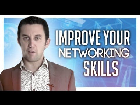 How to improve your Business Networking Skills