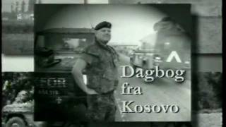 Dagbog nr11 KFOR 1 Kosovo 1999