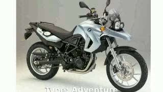 5. 2005 BMW F 650 GS  Features Engine Info Details Transmission superbike Dealers Specs