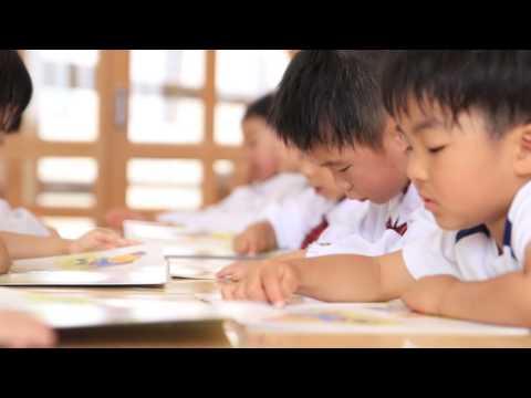 大袋幼稚園 本読み聞かせ
