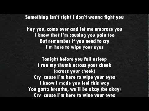 wipe - MAROON 5 - WIPE YOUR EYES (LYRICS ON SCREEN)
