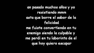 Romeo Santos ft. Mario Domm Rival (letras lyrics) Official Music 2011