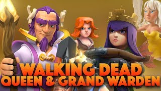 Grand warden Queen Walk 3 Starring TH11  i jack sparrow cocWebsite/Apply/Our rule: http://www.jackcoc.com/How to support my channel?Become one of my Patron to get featured in my videos and get secret bases design: https://www.patreon.com/jacksparrowYour any pledge or donate will help my channel alive, of course my contents are always free to watch. It is just a way to show your estimation so that i know i'm running a right way and continue to do what i have to do.⭐⭐⭐⭐⭐⭐⭐⭐⭐⭐⭐⭐⭐⭐⭐Contact me: Facebook: https://www.facebook.com/clashbaselayoutGroupme: http://bit.ly/iJackChat⭐⭐⭐⭐⭐⭐⭐⭐⭐⭐⭐⭐⭐⭐⭐Music:Leaff - Time (Inspired By Alan Walker) [NCN Release]: https://youtu.be/n8MT02sCmEY&t=32s