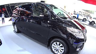 Video Big Chinese VAN 2016, 2017 Dongfeng Fengxing CM7 MPV is Ready for car market MP3, 3GP, MP4, WEBM, AVI, FLV Agustus 2017